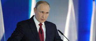 普京政改谋划新一轮权力架构